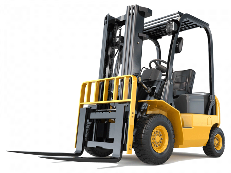 forklift-truck-on-transparent-isolated-background